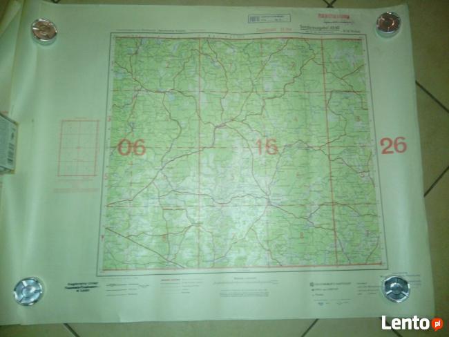 kupie monety mapy starocie 506960561