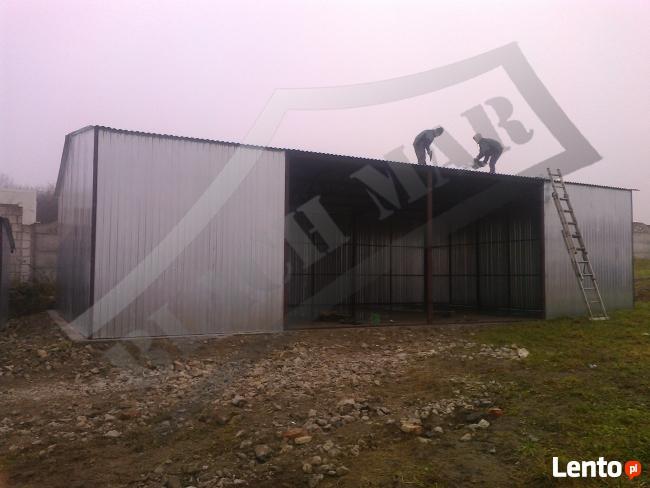 Garaż Blaszany Hala,Magazyn 8x12 PRODUCENT PROFIL