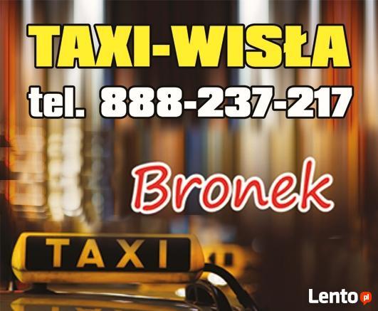 Taxi Wisła Bronek
