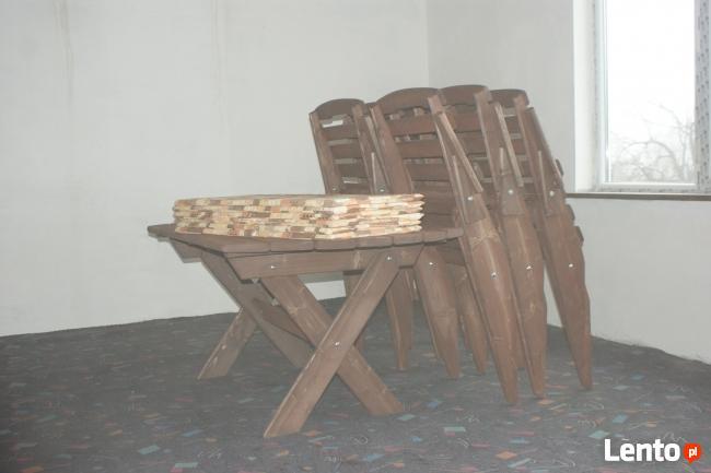 Promocja tanie meble ogrodowe komplet składane altanki wiaty