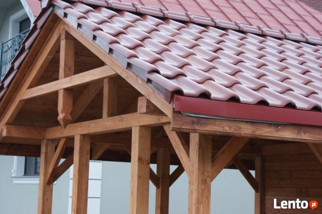OKAZJA! altanki wiaty zadaszenia domki narzędziowe altany