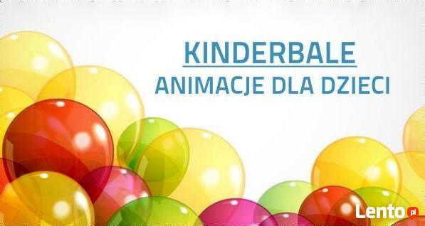 Kinderbale- animacje dla dzieci