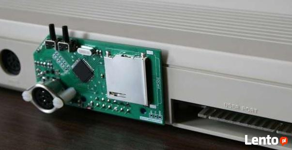 Image result for c64 sd2iec backplane case