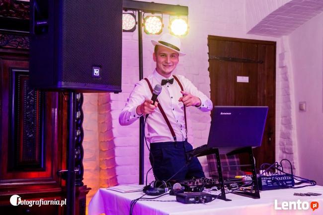 DJ Wodzirej Xawier na Twoją uroczystość
