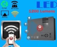 PROMOCJA Projektor Rzutnik 2016 LED WIFI 1200L HDMI HD
