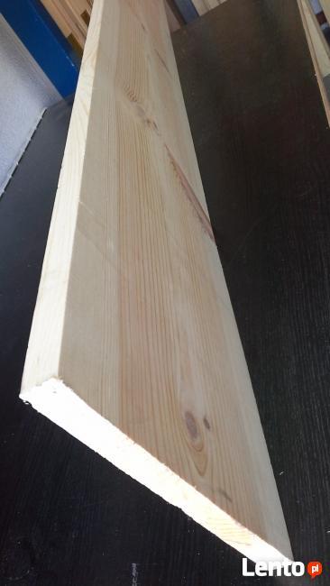 DESKI HEBLOWANE 30x2 cm, DREWNO-SOSNOWIEC