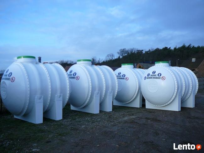 Zbiornik na rostwór saletrzano mocznikowy,wodę nawozy 24000L