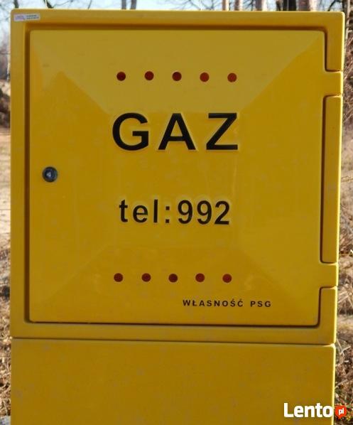 Projekt przyłącza gazowego Pruszków i okolice