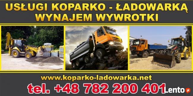 Rozbiórki budynków,wyburzenia,pyrzowice,Strąków,Bobrowniki