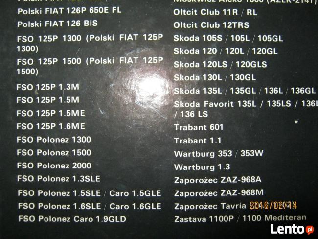 Wszystkiesocjalistycznesamochody-100 zl