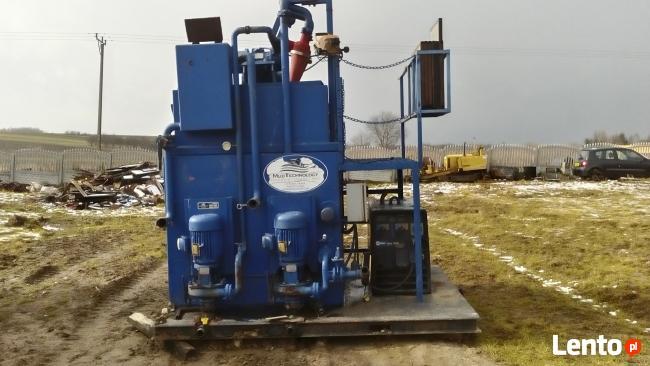 Recykler MCS80 do wiertnicy horyzontalnej