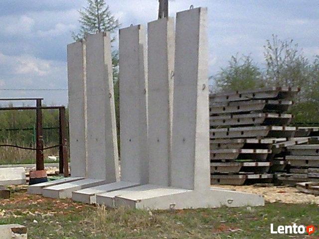 mury oporowe ściany oporowe L i T , MARCIN HERKA