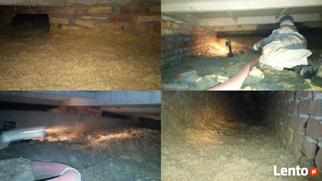 Ocieplenie stropodachu, ocieplenie poddasza - Cellterm