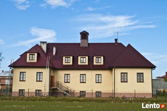 Prace Wysokościowe // Malowanie Dachów i Elewacji // Pwr Alp