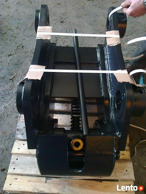 PRODUCENT - SZYBKOZŁĄCZA mechaniczne i hydrauliczne