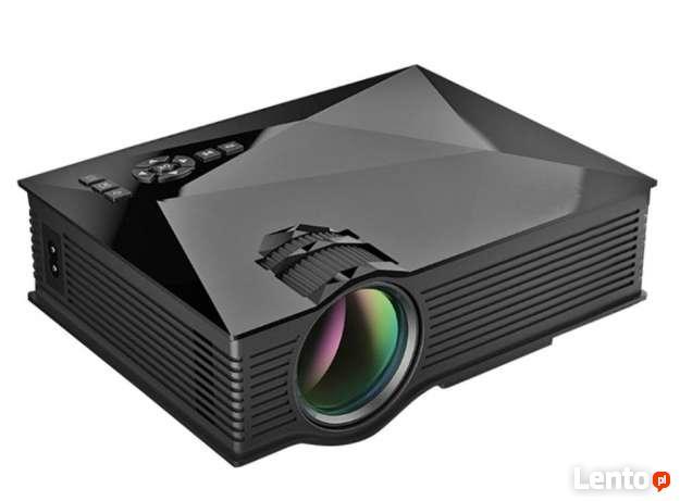 Projektor rzutnik LED Model 202 I!!! WIFI 1800L HD HDMI USB