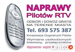 Serwis Naprawa pilotów RTV