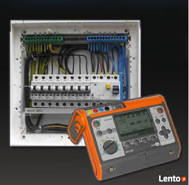 Badania odbiorcze pomiary instalacji elektrycznej