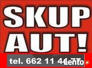 SKUP SAMOCHODÓW AUT POZNAŃ 662-11-44-77 GOTÓWKA!!!