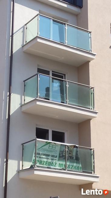 Balko-met Zabudowa balkonu i tarasu, balustrady