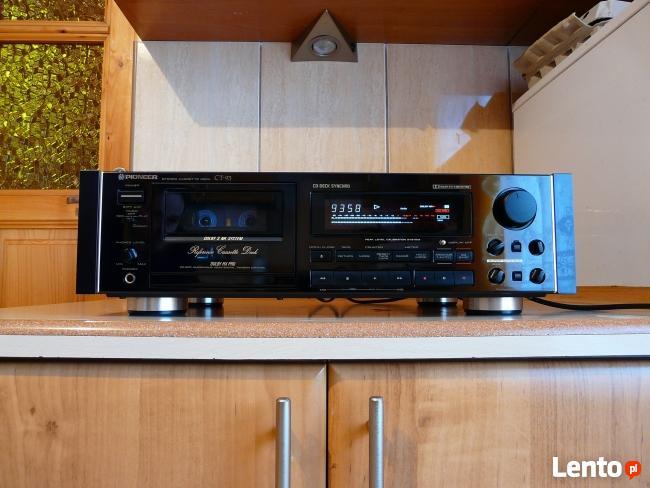 Kupię stary sprzęt Audio-Pioneer,Sony,Technics itp