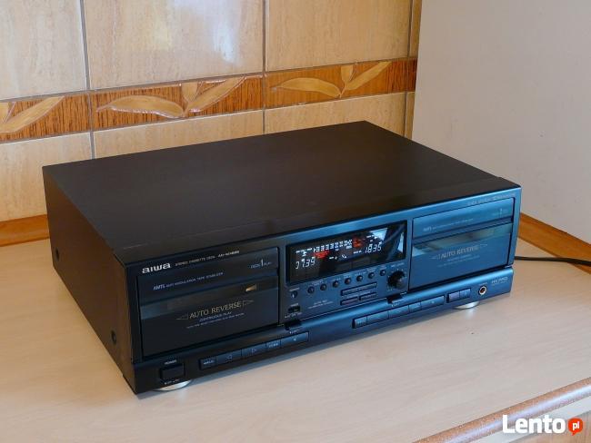 Aiwa AD-WX828 - Maszyna do kaset -Stan Top! Piękny!