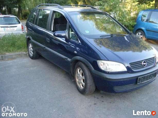 Opel Zafira 2.0 DTI -na części!