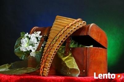 fletnia Pana-nauka gry, instrumenty