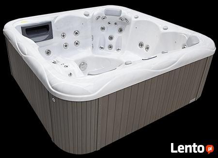 Jacuzzi Wanna ogrodowa spa basen Wellis Venus