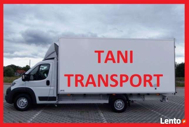 tani transport non stop tanie przeprowadzki cały Kraj