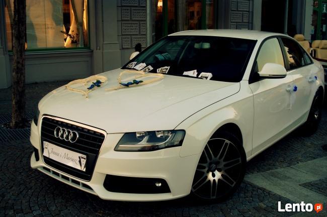 Audi na wesele ślub! Limuzyna do wynajmu Auto do ślubu 299zł