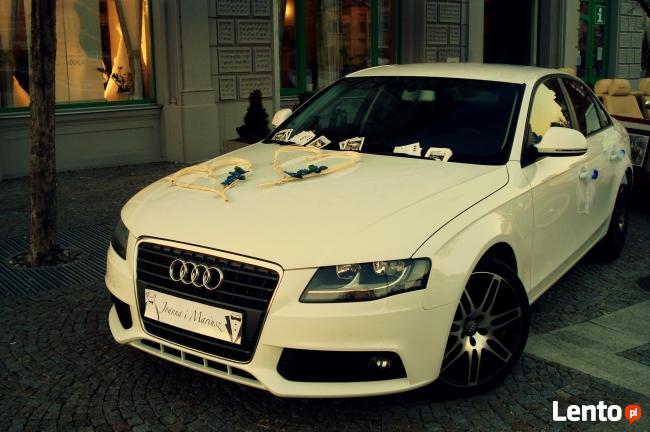 Audi na wesele ślub! Limuzyna na wynajem! Auto do ślubu!