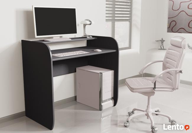 Nowość Modułowe biurko komputerowe Detalion typu:B Wrocław