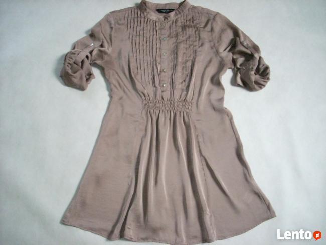 Dorothy Perkins Sukienka Koszula Elegancka j Nowa 38 40