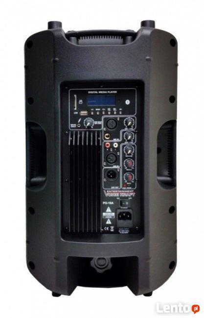 Kolumna Estradowa Aktywna z USB SD MP3 Bluetooth 240W