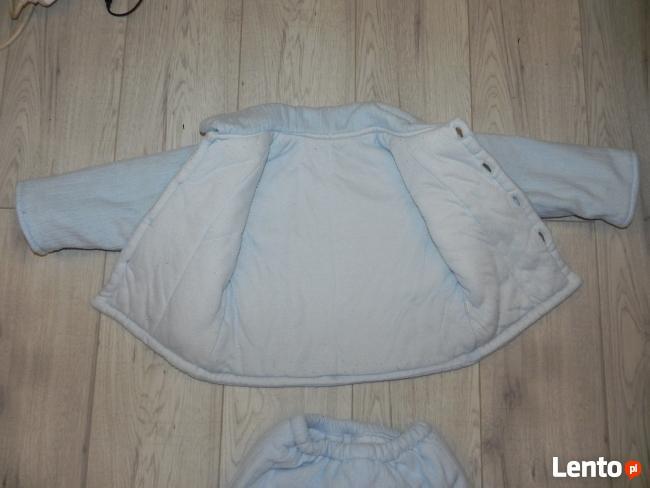 Sprzedam ciepły komplet na zimę kurtka i spodnie rozmiar L