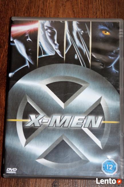 "Film ,,X-MEN"" z 2000 roku."