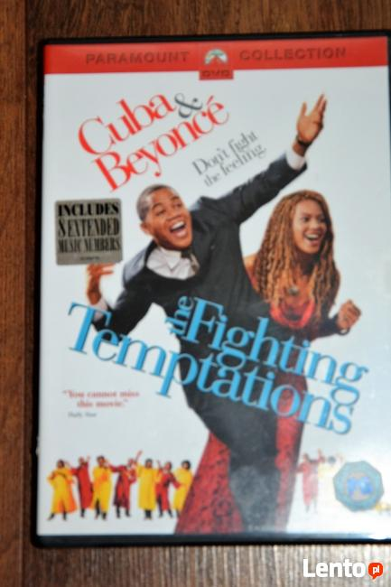 """Film ,,Wojna pokus"""" (The Fighting Temptations) z 2003 roku."""