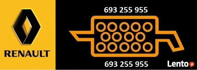 Renault Master 3 usunięcie- wyłączenie zaworu EGR