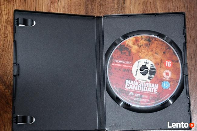 "Film ,,Kandydat"" (The Manchurian Candidate) z 2004 roku."