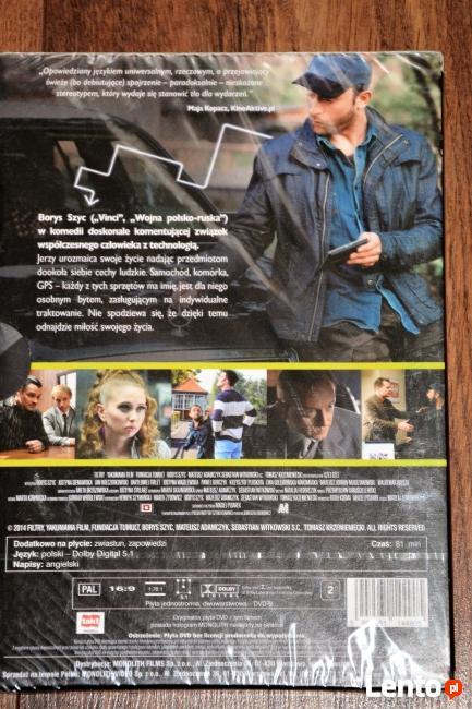 """Nowy Film Polski ,,Dżej.Dżej"""" z 2014 roku."""