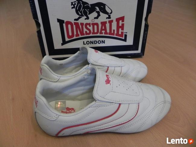 Sprzedam Nowe adidasy LONSDALE rozmiar 32