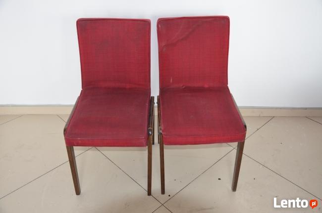 Fotel, Krzesło, Krzesła PRL, Loft, Meble PRL, J.Chierowskigo