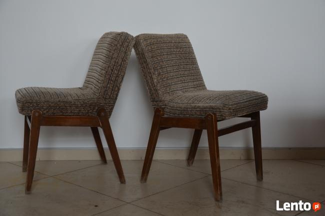 Fotel, Krzesło, Krzesła PRL, Loft, Meble
