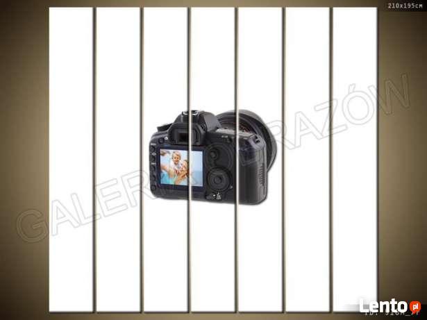 Obraz z własnego zdjęcia, tryptyk,wiele elementów i wymiarów