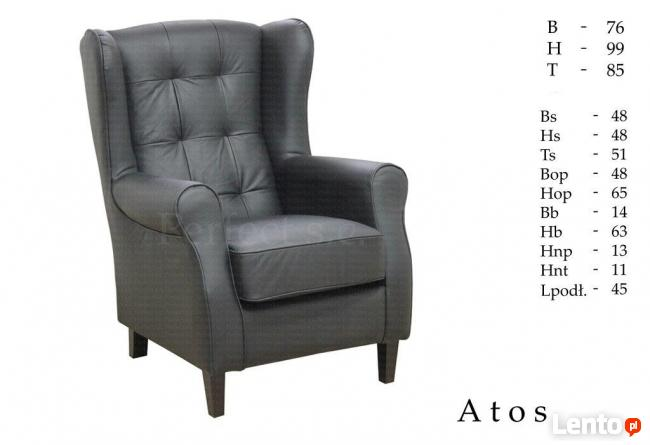 sprzedam zgrabny fotelik Tosca