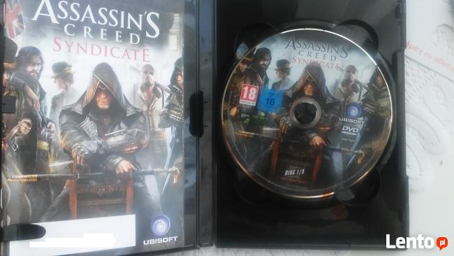 Gra na PC: Assassins Creed: Syndicate