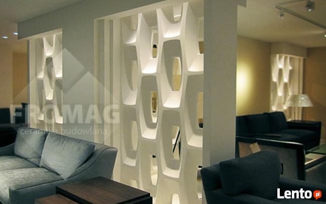 panele 3D dekoracyjne panel ścienny gipsowy