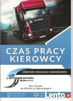 Kwalifikacja wstępna kierowców zawodowych z egzaminem