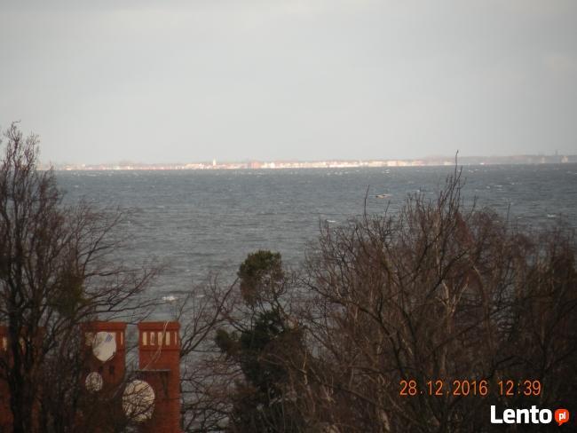 Kwatery noclegi pokoje mieszkanie SOPOT z widokiem na morze